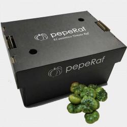 """Es el más pequeño de los Raf, y generalmente procede de las copas de la planta. Conocido como el """"miniRaf"""", mantiene intactas todas las cualidades de un Raf, pero con un tamaño reducido."""
