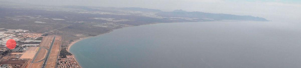 Imagen aérea de la finca de pepeRaf.